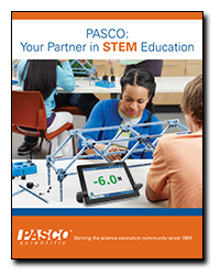 PASCO Your Partner in STEM Education