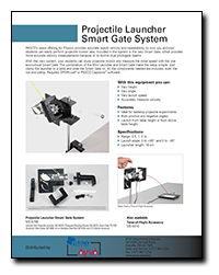 Projectile Launcher Smart Gate System